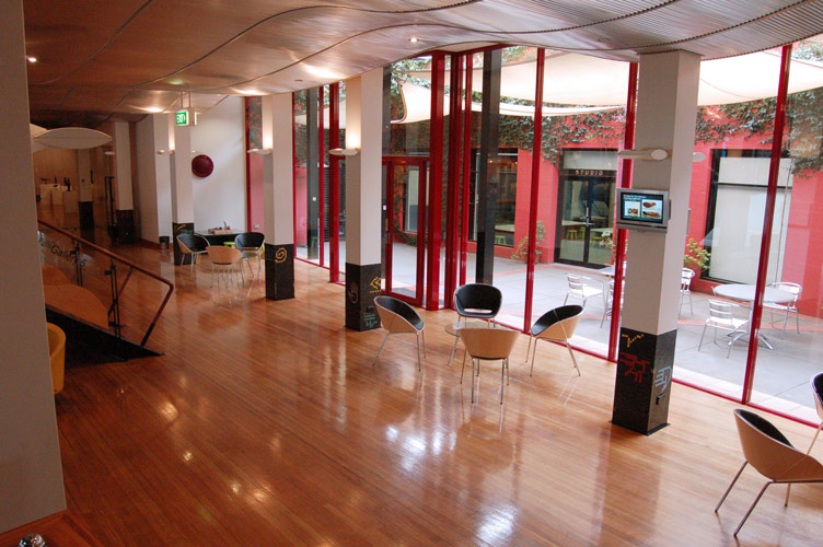 CMAG Foyer