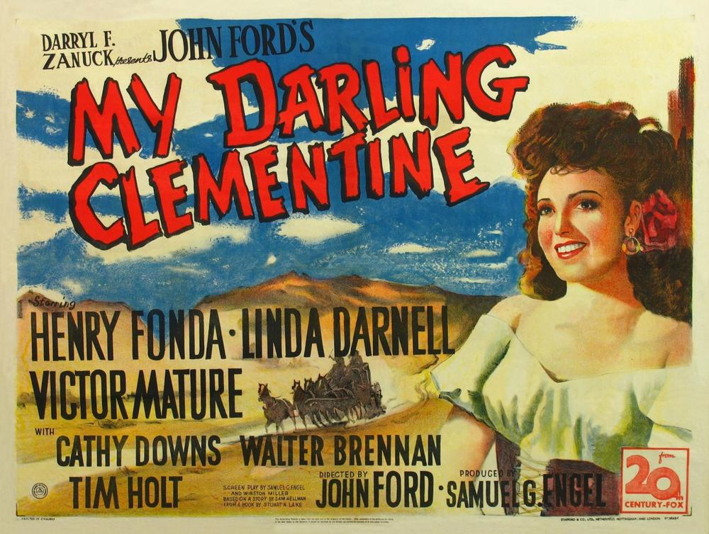 REEL CLASSICS: Darling Clementine (1946) + She Wore a Yellow Ribbon (1949)