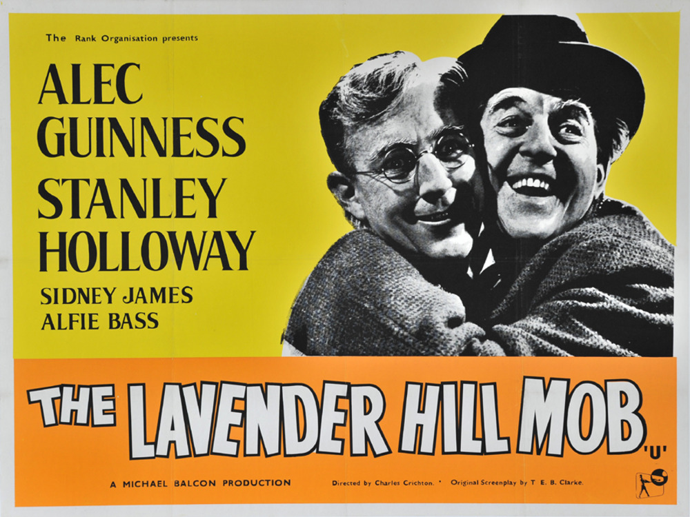 REEL CLASSICS: Fires Were Started (1943) + The Lavender Hill Mob (1951)
