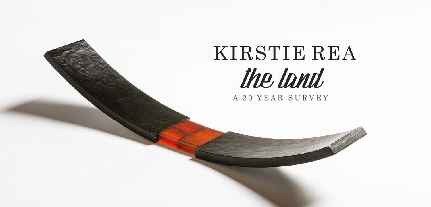 Kirstie Rea : the land