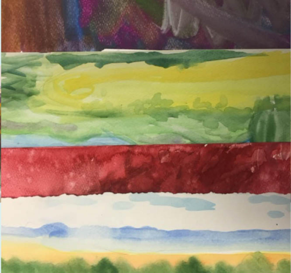 MUGGA MUGGA SCHOOL HOLIDAY PROGRAM: Painting the landscape
