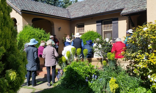Calthorpes' House 90th Birthday Celebration