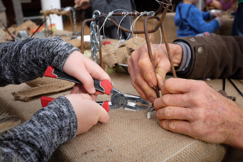 SCHOOL HOLIDAY PROGRAM: Sculpt with bits from the farm Shed