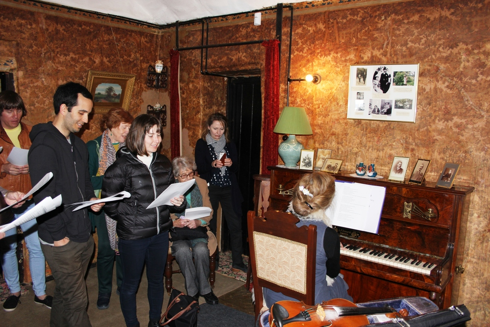 MUSIC PERFORMANCE: Performing the Past
