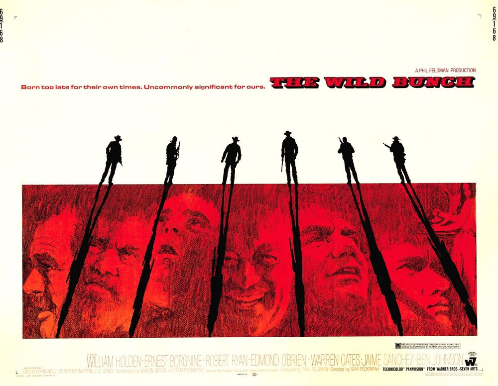 REEL CLASSICS: The Wild Bunch (1969)