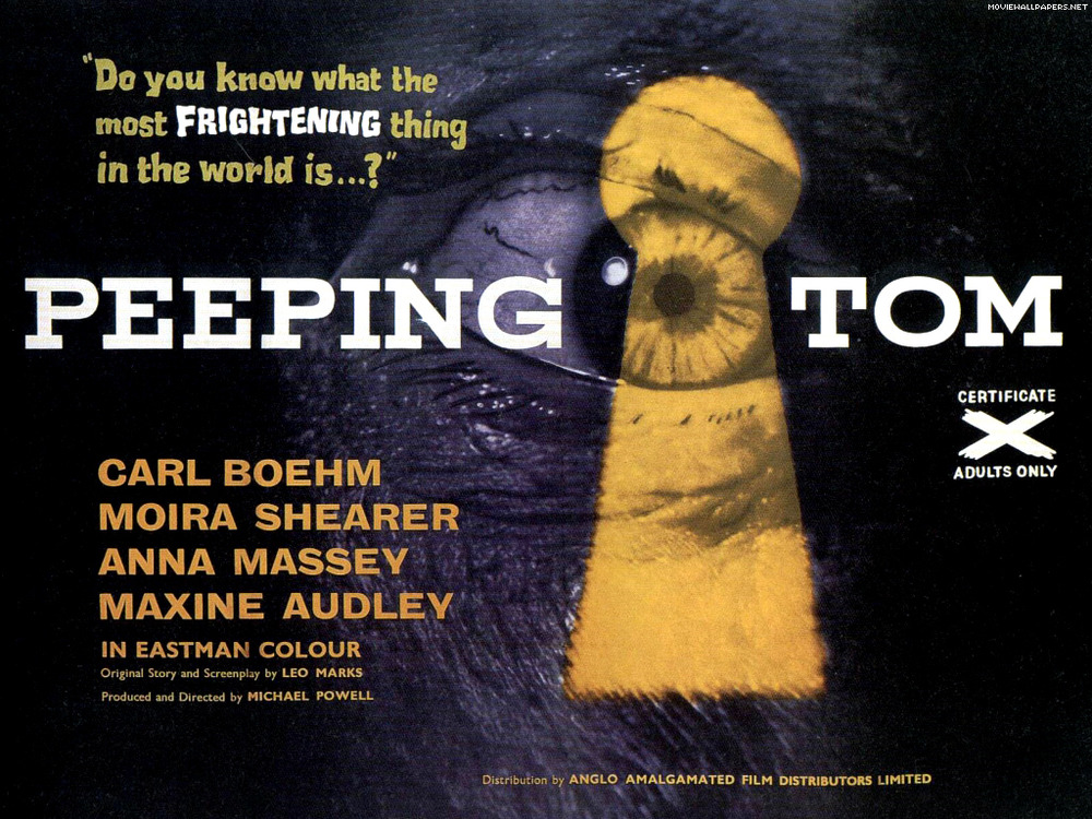 REEL CLASSICS: Peeping Tom (1960)