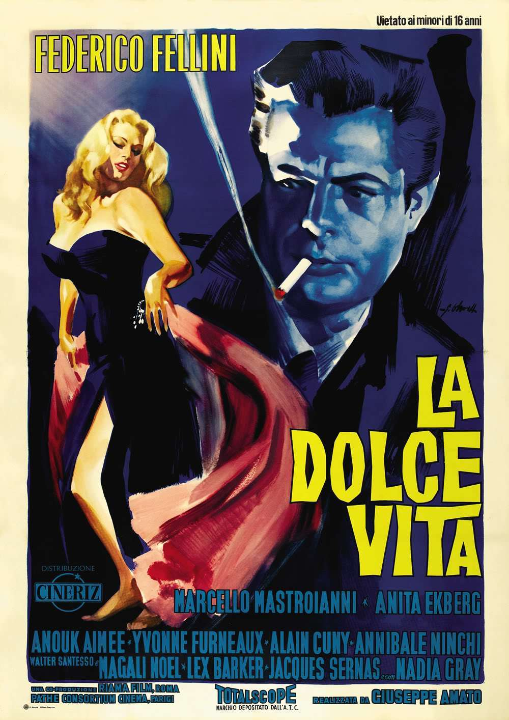 REEL CLASSICS: La Dolce Vita (1960)