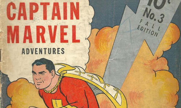 Screening: Pulp classics - The Adventures of Captain Marvel (1941)