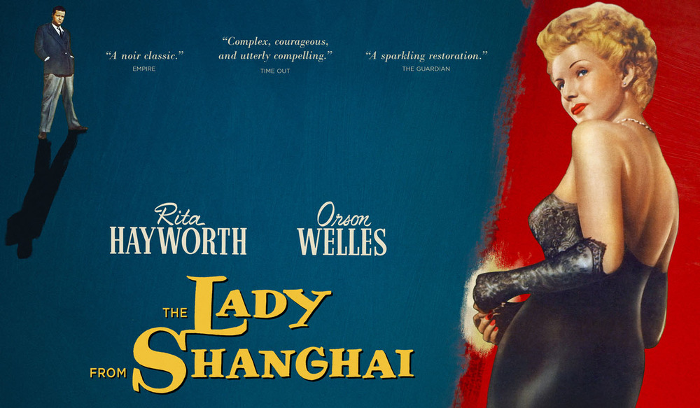 Reel Classics: The Lady From Shanghai (1947)