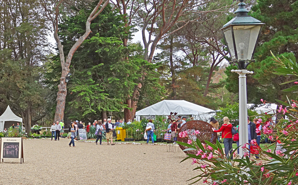 Lanyon Plant Fair