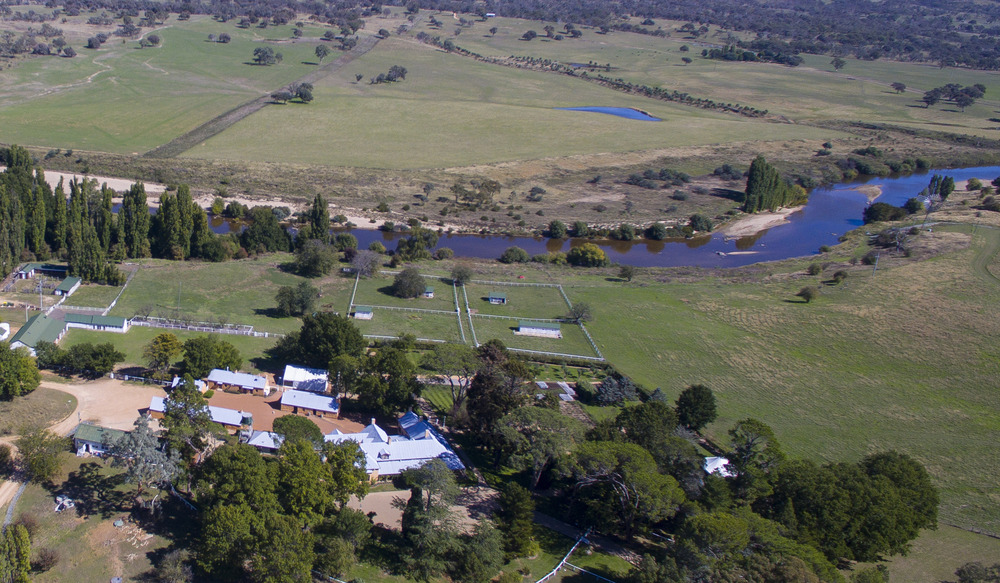 Lanyon Heritage Centre: The River and the Homestead