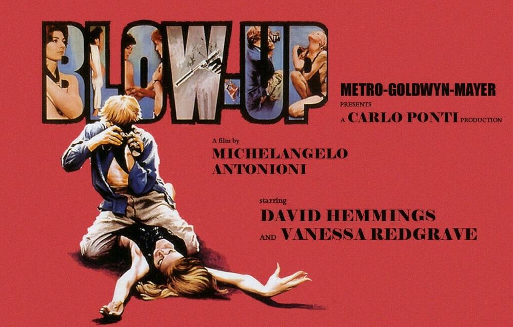 REEL CLASSICS: Blow-Up (1966)