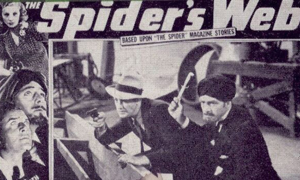 Screening: Pulp classics - The Spider's Web (1938)