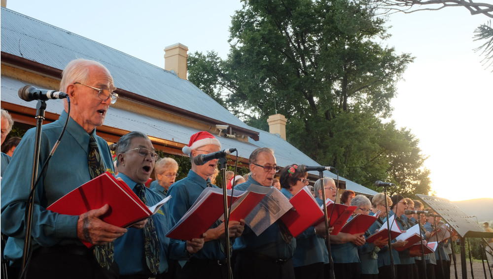 Lanyon Christmas Carols and Picnic