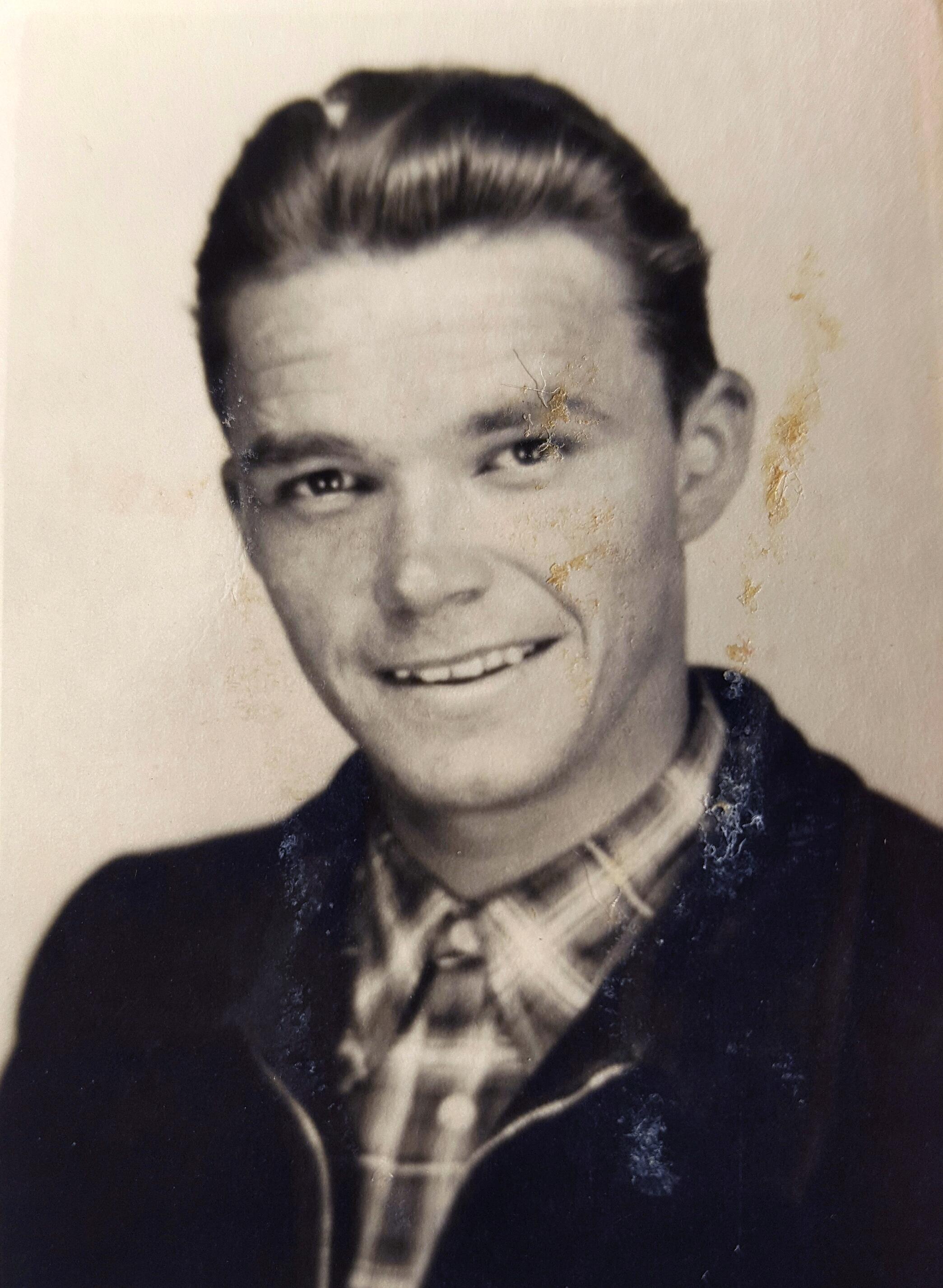 Kurt Klemmer portrait