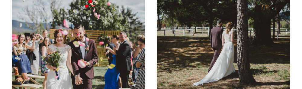 Beth and Sean's Lanyon Wedding. Photography: Lauren Campbell