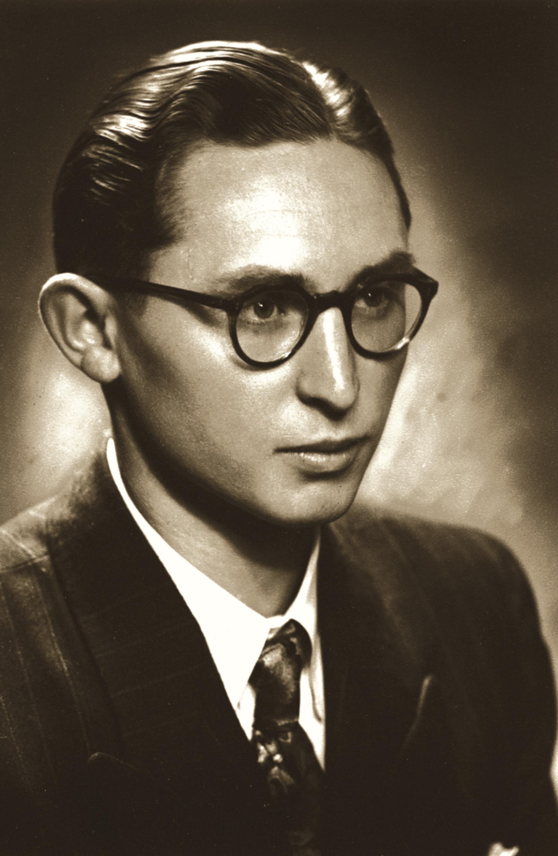 Konrad Dimpel portrait