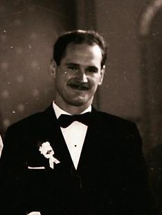 Portrait of Kurt Kloska