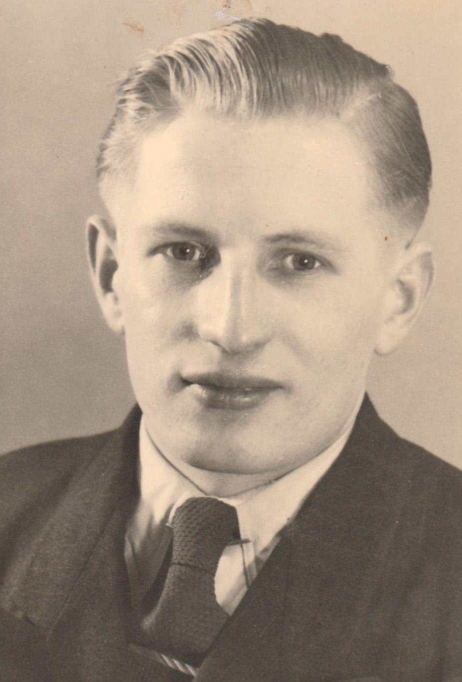 Heinz Wese portrait
