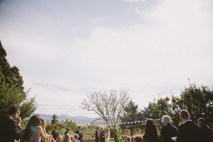Nikki and Josh's Wedding. Photography: Amanda Thorson