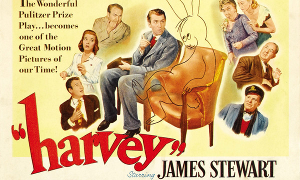 REEL CLASSICS: Harvey (1950) + Rope (1948)