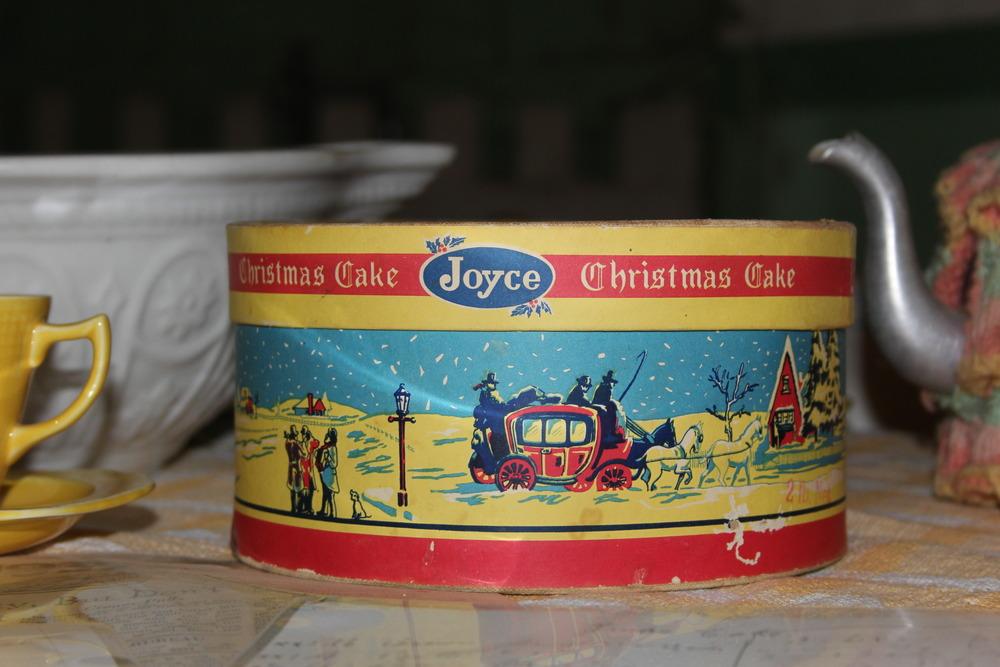 Christmas decorations at Mugga-Mugga