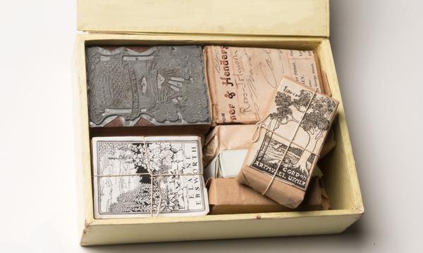 Talk: The art of bookplate design