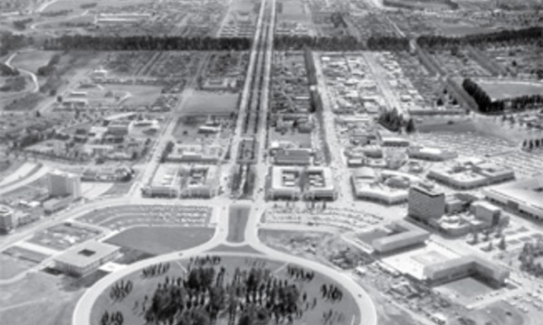 TOMORROW TODAY:  Innovation and Change in 1960s Canberra