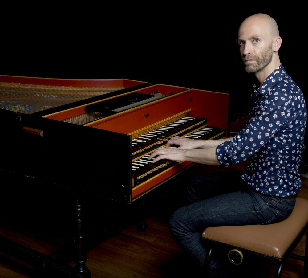 Lanyon Piano Performance: Erin Helyard