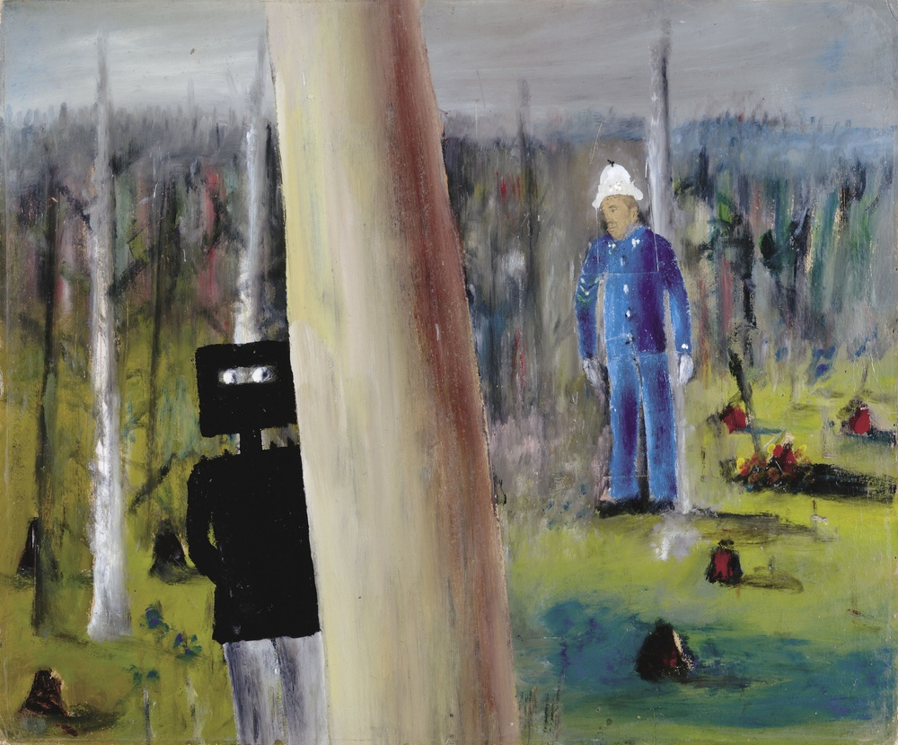 NGA COLLECTION VIEWING: Works on Paper by Sidney Nolan