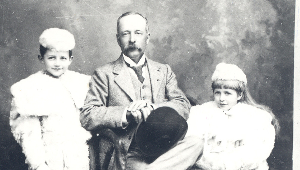 Cunningham family album